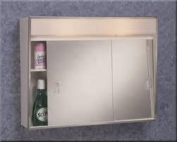 sliding door medicine cabinet zenith 701l lighted sliding door medicine cabinet with built in