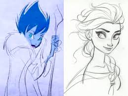 frozen u0027 elsa originally villain business insider