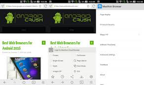 fastest browser for android 18 best android web browsers 2018 android crush
