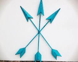 Decorative Arrows For Sale Arrow Wall Art Etsy