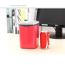 pail small metal trash can tilt out trash bin under sink garbage