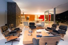 Eames Chair Living Room Living Room Number One Architect In The World Living