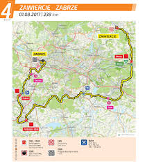 Tour De France Route Map by 2017 Tour Of Poland Live Video Preview Startlist Route Results