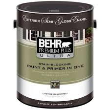 behr exterior paint home depot behr 1 gal osha 3 safety orange