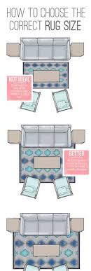 choosing an area rug rug size and placement guide front door blog area rug sizes