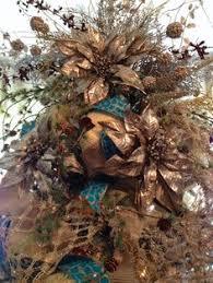bents garden centre bronze rose gold christmas tree stunning tree