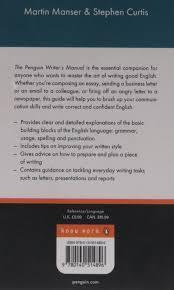 the penguin writer u0027s manual penguin reference books amazon co