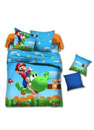 Mario Bedding Set Mario Bedding White Bed