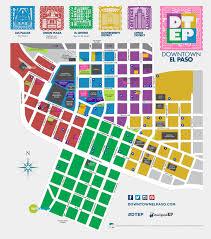 Paso A Paso by Downtown El Paso Districts
