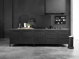 armatur küche schwarz industriell küchen in schwarz bild 6 schöner wohnen