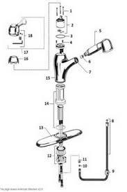 american standard kitchen faucets repair repair moen kitchen faucet hum home review
