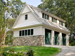 large garage small house plans