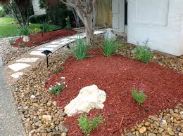 White Rock Garden What Does A White Rock In The Front Yard Garden Inspiration