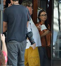 demi moore films new movie wild oats in the canaries daily mail