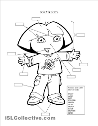 pictures on preschool body parts worksheets bridal catalog