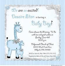 baby giraffe shower invitation yellow aqua gray