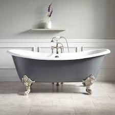 4 Foot Bathtub Clawfoot Tubs Cast Iron Acrylic U0026 Copper Signature Hardware