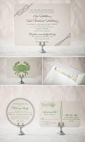 Beach Wedding Invitation Cards 415 Best Letterpress Wedding Invitation Images On Pinterest