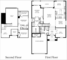 2 story floor plans with garage mesmerizing 2 story floor plans with garage a home collection