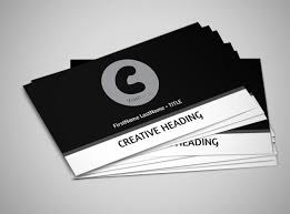 office business card template office event photography business