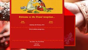 free wedding india invitation card u0026 online invitations