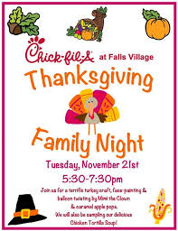 family fil a at falls raleigh 21 november