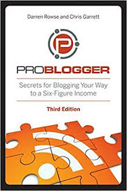 16 secrets for shopping at problogger secrets for blogging your way to a six figure income