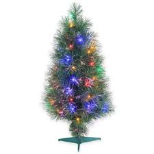 3 foot christmas tree with lights buy christmas tree lit from bed bath beyond