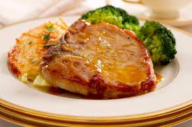 baked honey mustard pork chops u2013 12 tomatoes