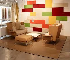 Best Sound Management Design Images On Pinterest Wool Felt - Fabric wall designs