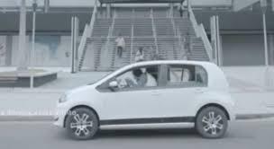 volkswagen brazilian renault kwid brazilian tvc unsuspectingly attacks the vw up