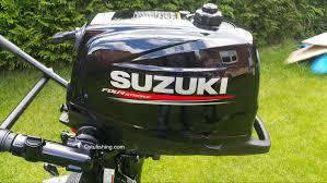 suzuki df6a 6hp outboard motor 4 stroke stufishing
