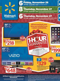 walmart starts black friday deals at 6 p m thanksgiving