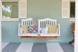 baby crib to porch swing lolly jane