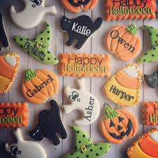 personalized halloween invitations 600 likes 20 comments cadie grayson cadiescookies on