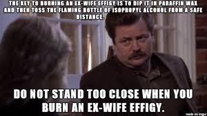 Swanson Meme - wise words from ron swanson meme on imgur
