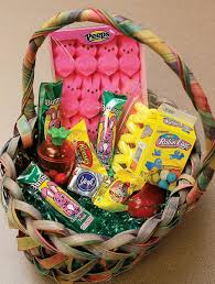 peeps basket what s in your easter basket townnews aberdeennews