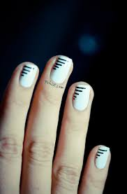 nail art simple nail art tutorials for beginners easy halloween