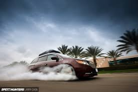minivans top speed burnouts for all the family the 1029hp minivan speedhunters