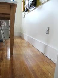 baseboard simple craftsman shaker window door trim by the mommy