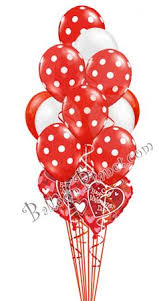 valentines day balloon delivery 12 best s day balloon bouquets images on