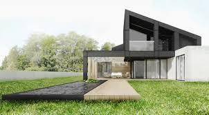 modern house by symetria
