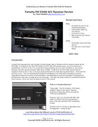 home theater certification download free pdf for yamaha vs 10 home theater manual