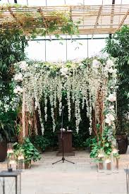 wedding arches ireland botanical garden wedding with glass ceilings ruffled
