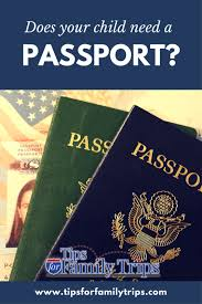 south dakota where can you travel without a passport images Tips for getting passports for kids png