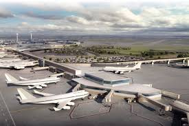 Chicago Ohare Terminal Map planned o u0027hare terminal revamp would decrease delays meet surging
