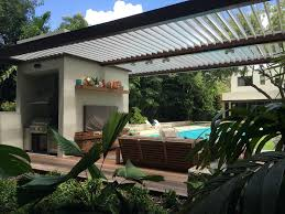 Equinox Louvered Roof Cost by The Clean Lines Of This Equinox Adjustable Louvered Roof