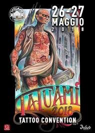 calendario 2018 conventions tatuaggi in italia u2022 world tattoo events