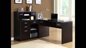 Office Corner Desks by Home Office Corner Desk Ikea Youtube