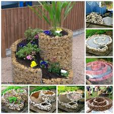 guide in creative spiral landscaping for small backyards